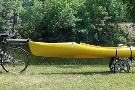 Wike Kayak Cart