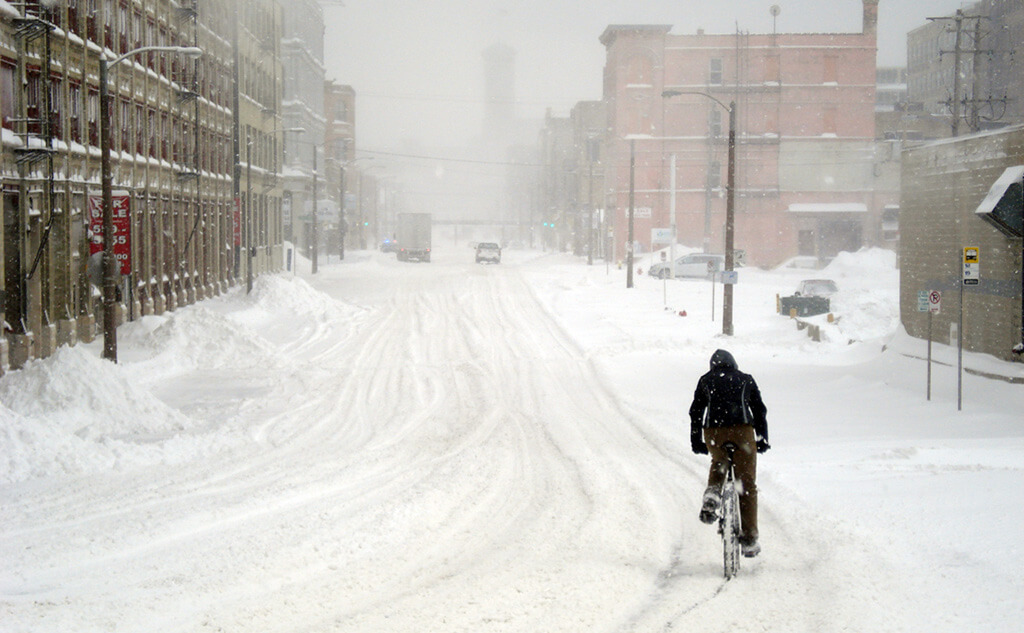 How to Prep and Maintain Your Bicycle Through Winter