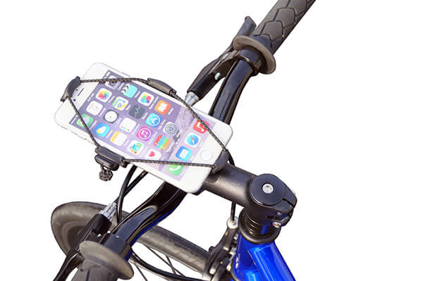 BIKASE bicycle cellphone mount