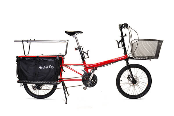 Bike Friday Cargo Bike