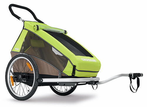 Croozer Bike Trailers