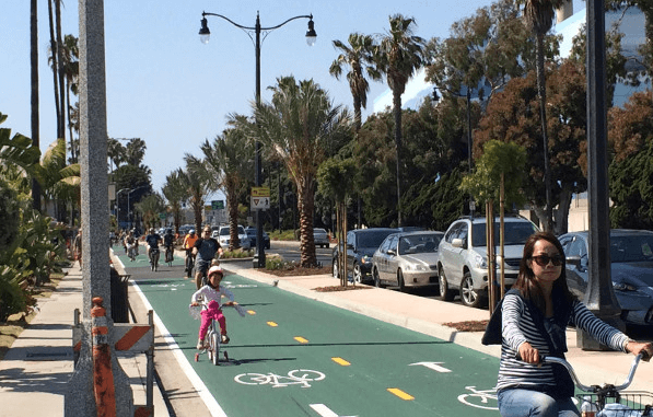 PeopleForBikes Announces the 10 Best New Bike Lanes of 2015