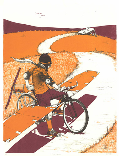 ARTCRANK: Art That Loves Bikes