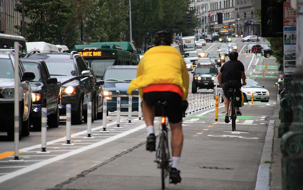 Congress' $4 Billion FAST Act is a Win for Biking and Walking