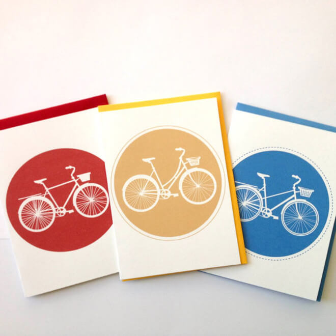10 Fun Bicycle-themed Holiday Gifts