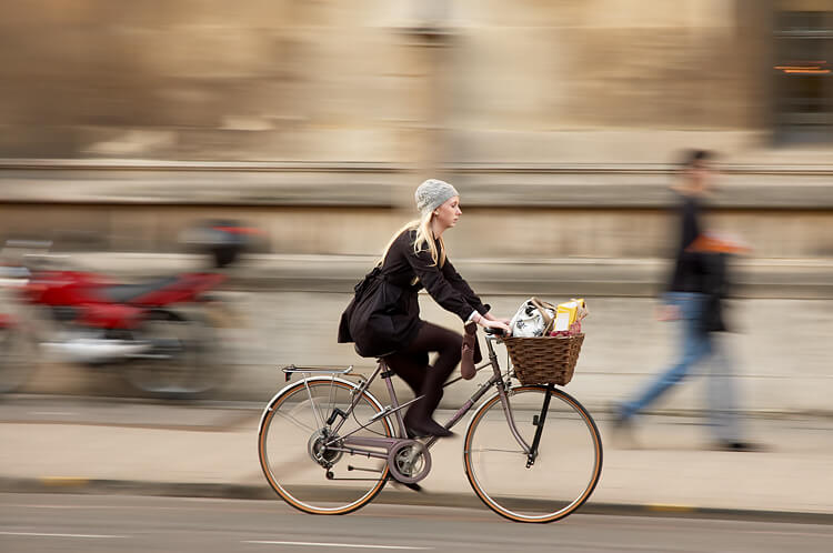 A Study Finds Cyclists to Be Six Times Healthier than Other Commuters