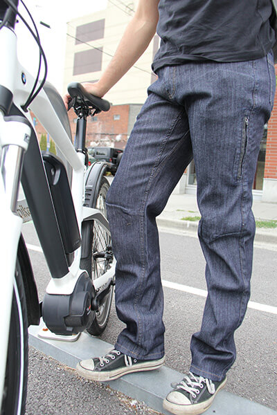 Club Ride Cycling Jeans