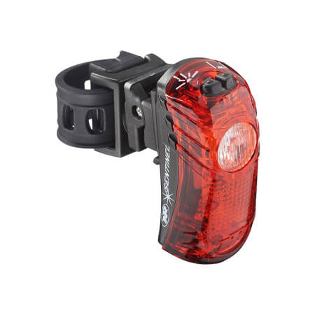 The NiteRider Sentinel Rear Bike Light Review