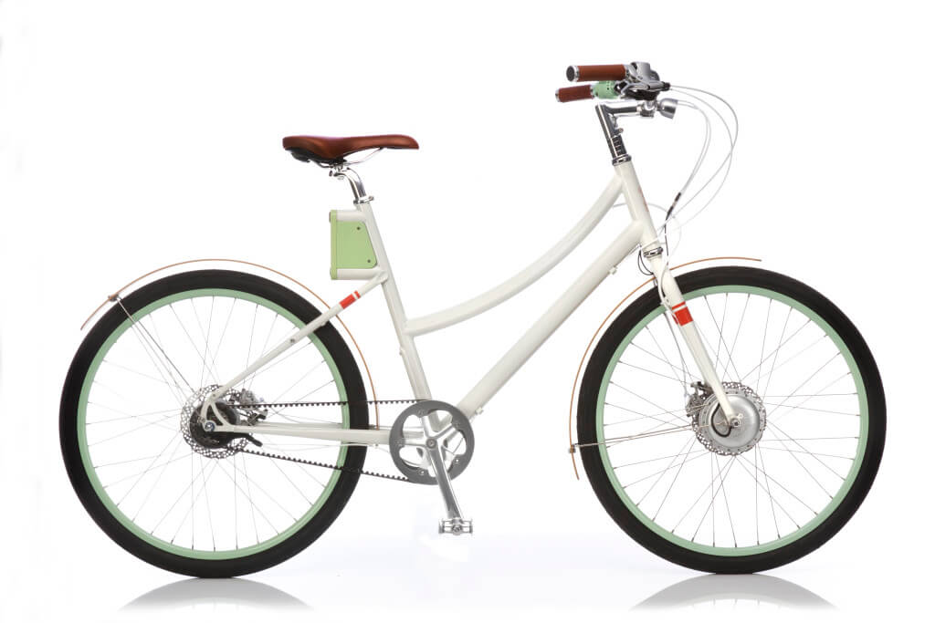 "Faraday Smashes its Funding Goal for ""The Most Elegant E-bike Ever."""