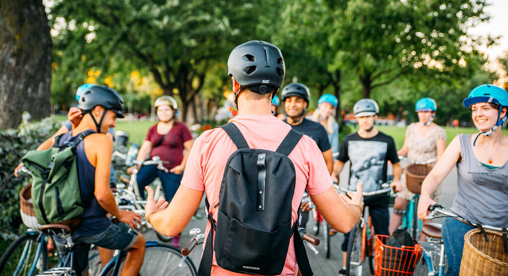 Montreal bike tours
