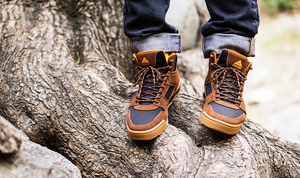 Monty Hi Adventure shoe review
