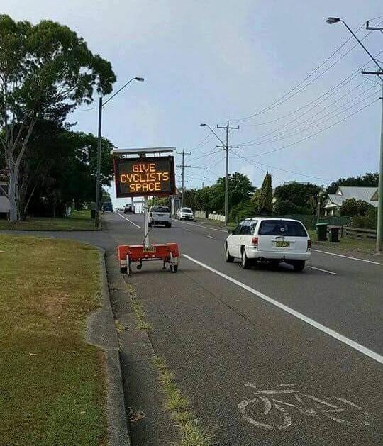 Australia cycling laws
