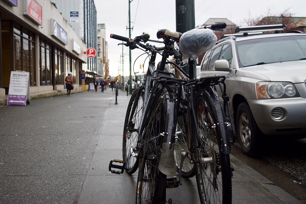 Vancouver Scrambles to Keep Up With the Demand for Bike Parking