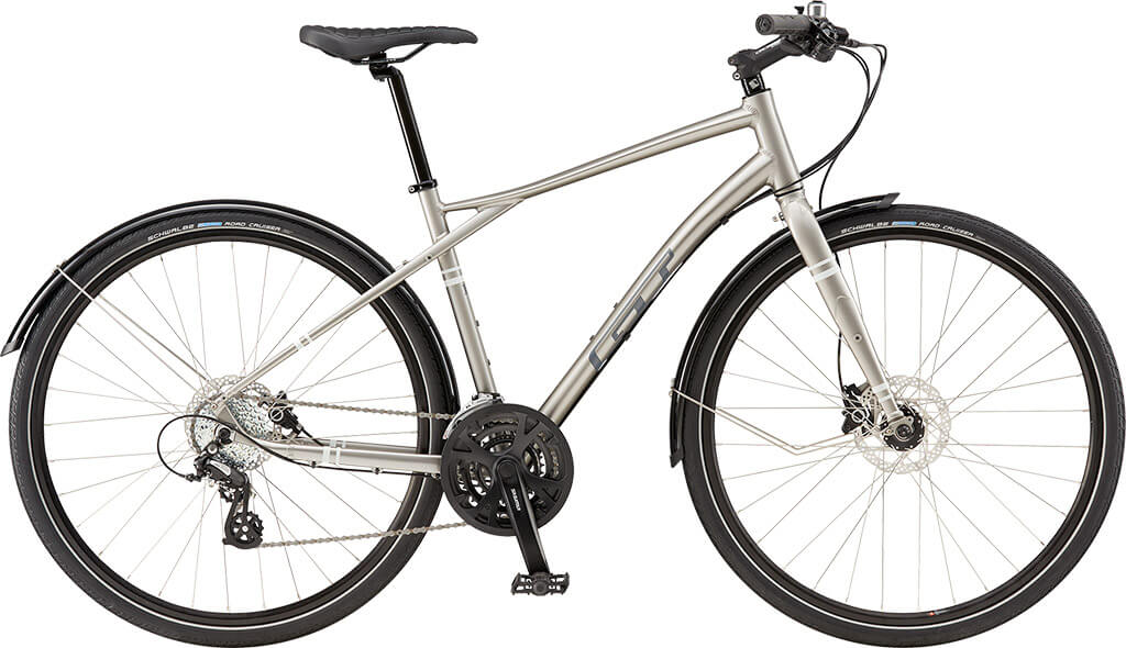 GT Traffic 1.0 Commuter Bike Review