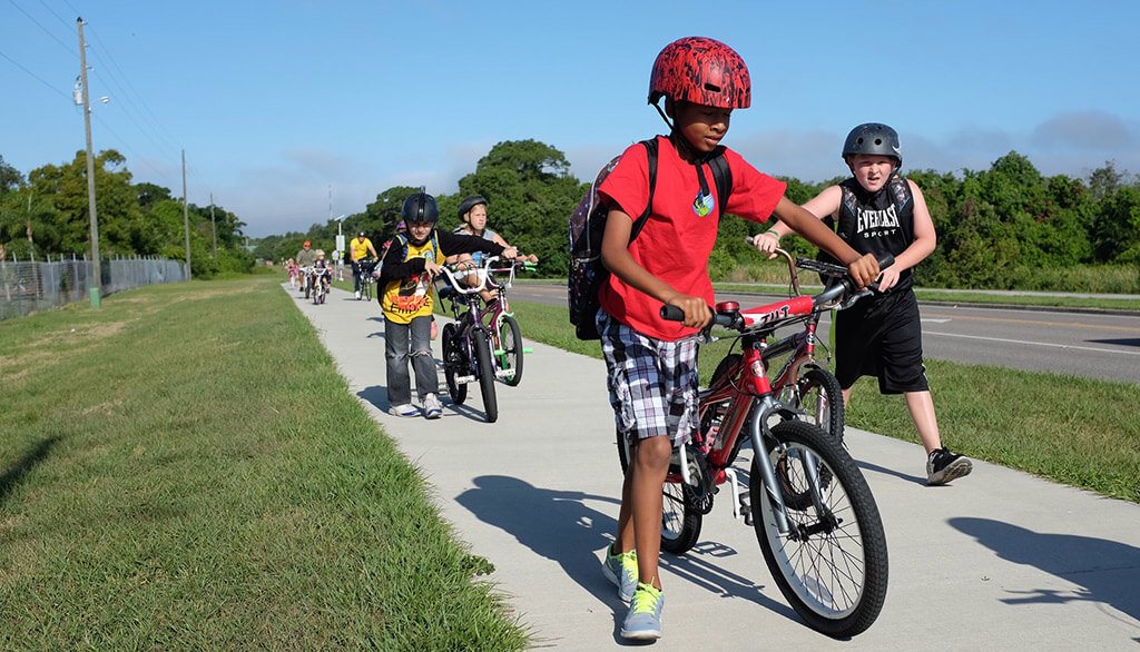 Bike Benefits for Active Kids