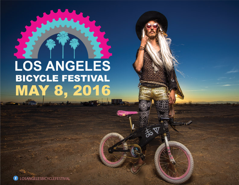 "Los Angeles Bicycle Festival Brings ""Bicycle Disneyland"" to LA"