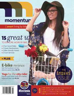 Momentum Mag Issue 70 Smart Living By Bike
