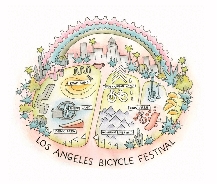 Los Angeles Bicycle Festival