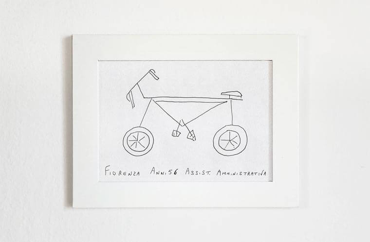 Badly drawn bicycle