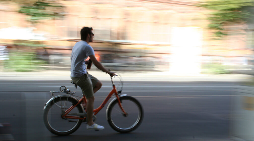 Should Biking While Drunk Be Illegal?