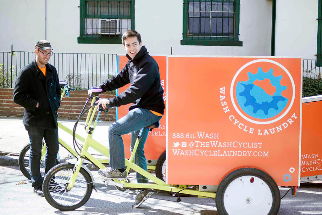 Cyclepreneurs: Wash Cycle Laundry