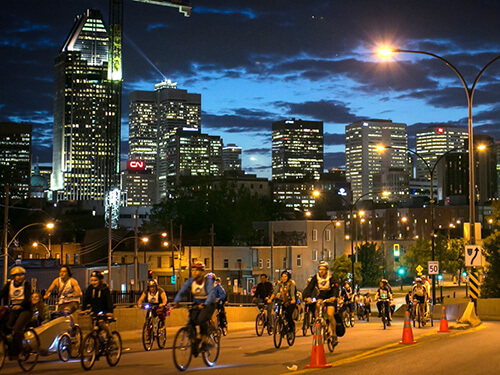 50,000 People Are Expected to Hit the Streets for Go Bike Montreal
