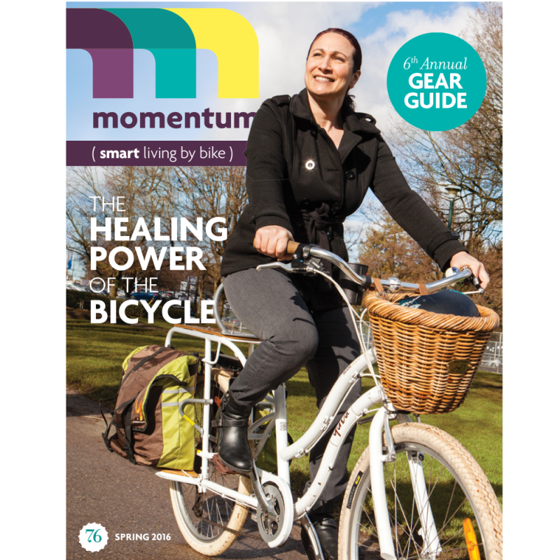 Spring Momentum Mag Issue 76