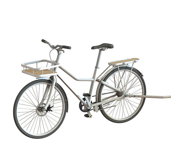 IKEA is Rolling Out a Low-Maintenance Urban Bicycle This Summer