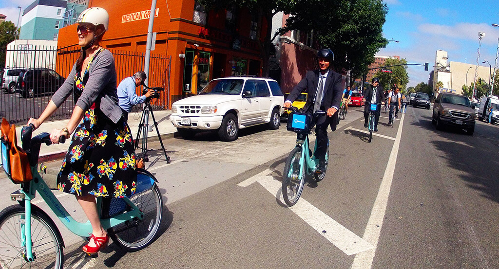 Why is Bike Share So Much Safer than Regular Biking?