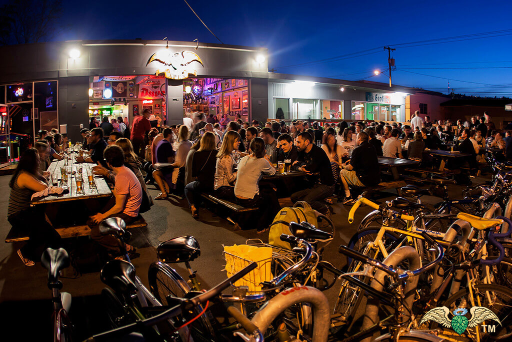 Bikes and Beer are a Winning Combination for This Portland Bar