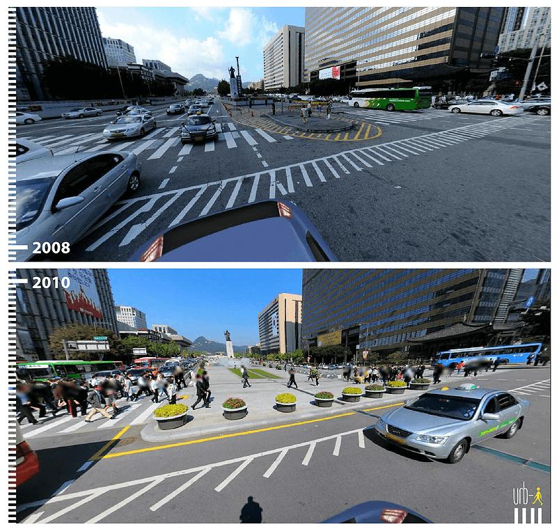 public space transformations