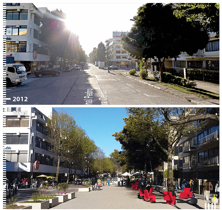 public space transformations