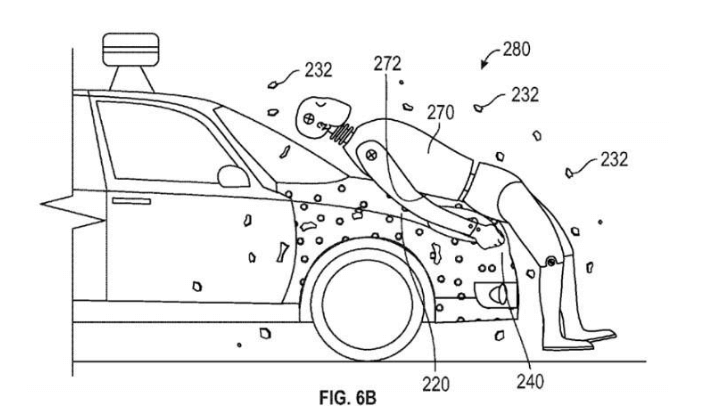 Google's Self-Driving Solution for Cyclists and Pedestrians Is…Human Flypaper?