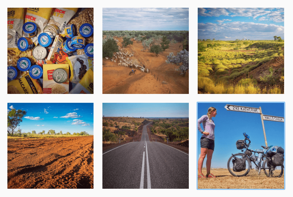 adventure cycling instagram