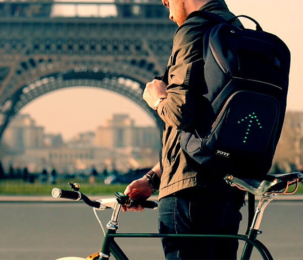 GO LED Smart Cycling Backpack Review