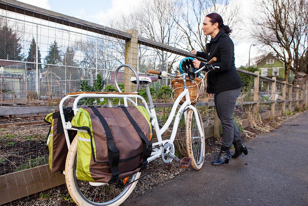 cargo biking lifestyle