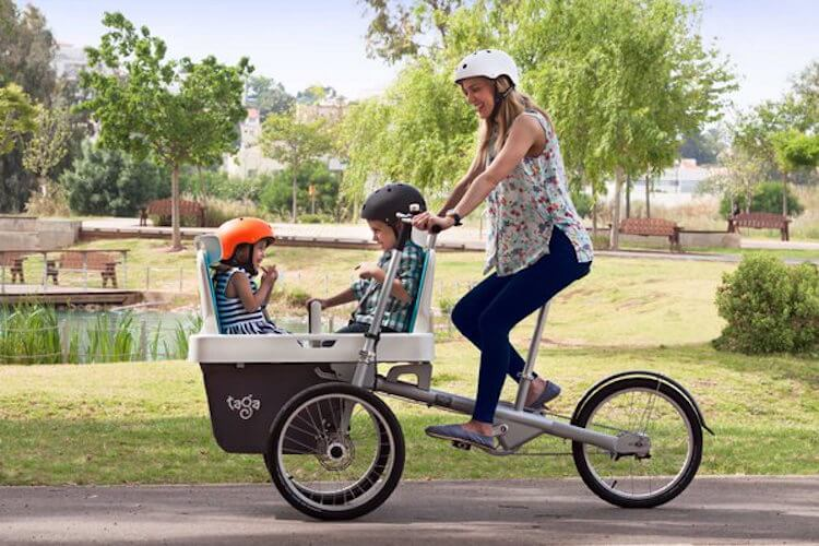 Is This the Ultimate Family Bike?