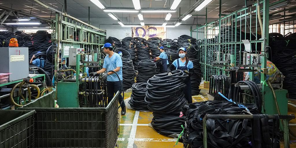 taiwan bicycle manufacturing