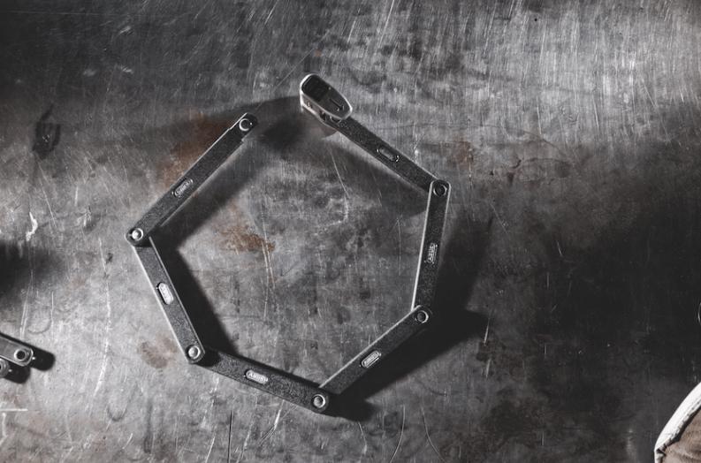 Abus bordo folding lock