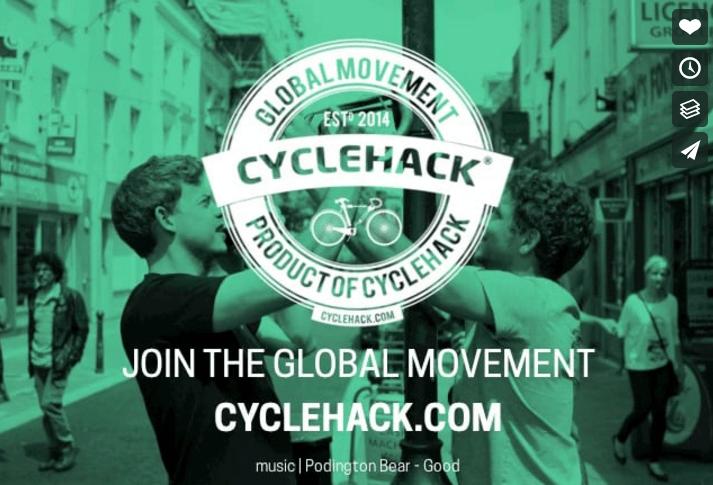 Global CycleHack is this Weekend