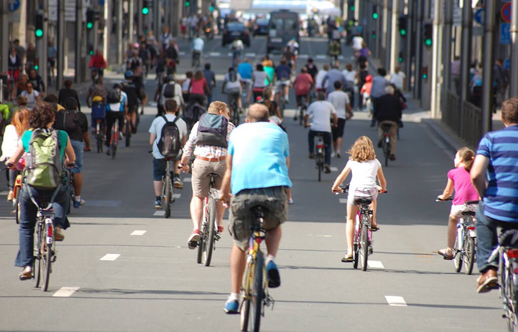 Are Bicycle Helmets Holding Us Back?