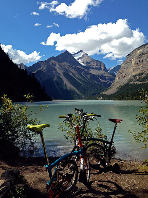 Road Tripping with Folding Bikes: A Summer Adventure Diary