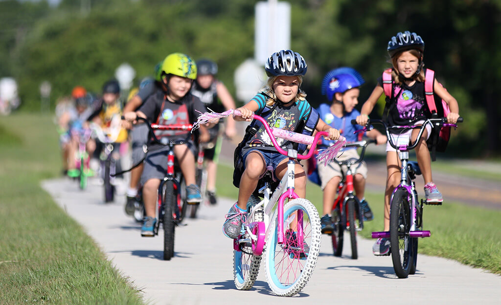 If You Want Your Kids to Do Well in School, Get Them To Bike There