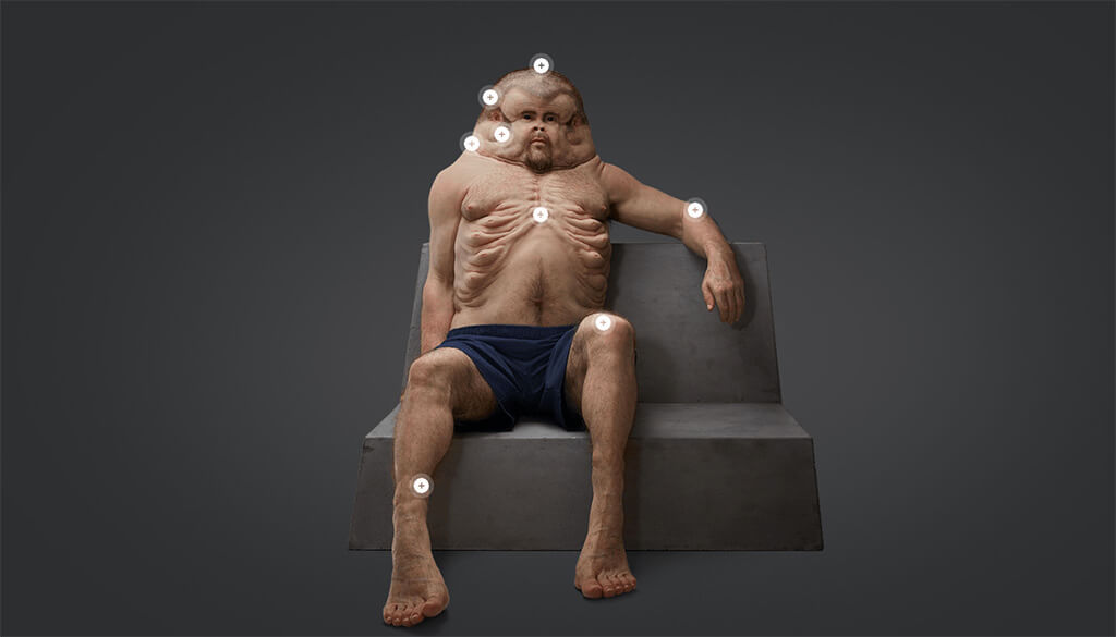 Here's What Humans Would Have to Look Like to Withstand Car Crashes