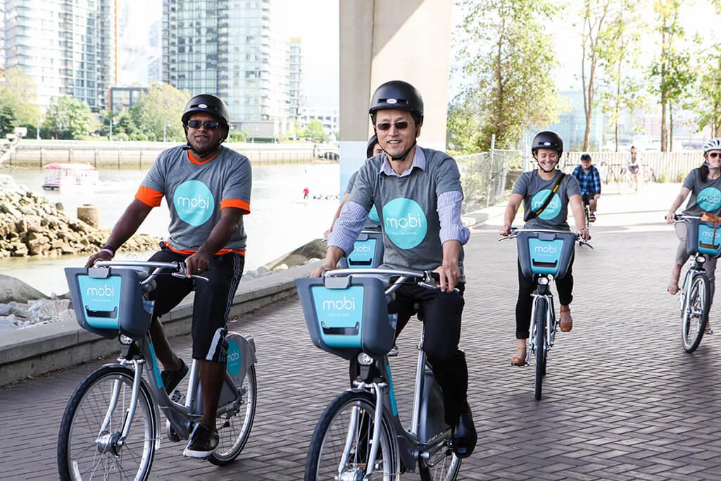 vancouver bike share