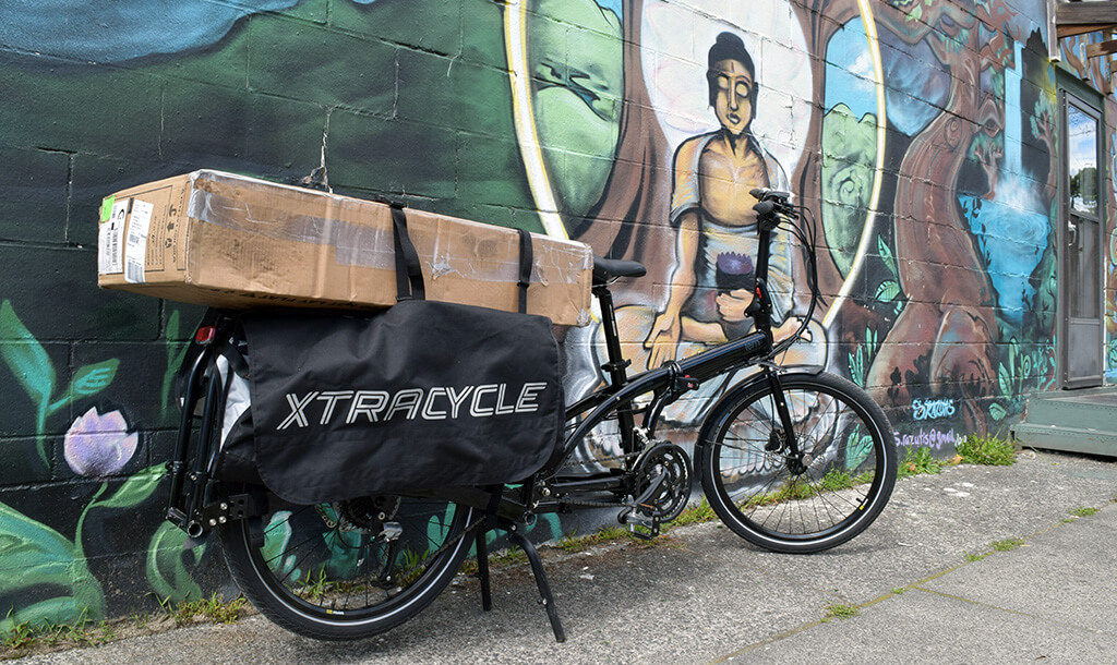 The Cargo Node Folding Cargo Bike Review