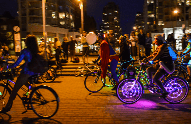 Bike The Night Gets Ready to Roll in Vancouver
