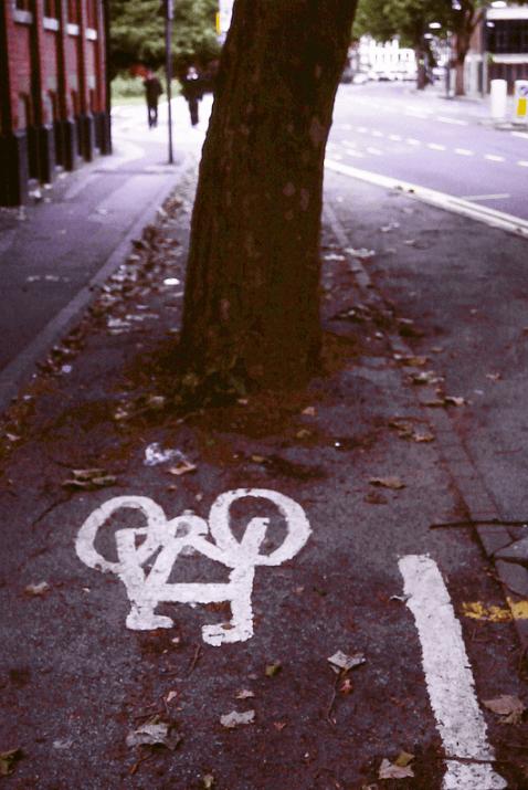 Bad bike lanes