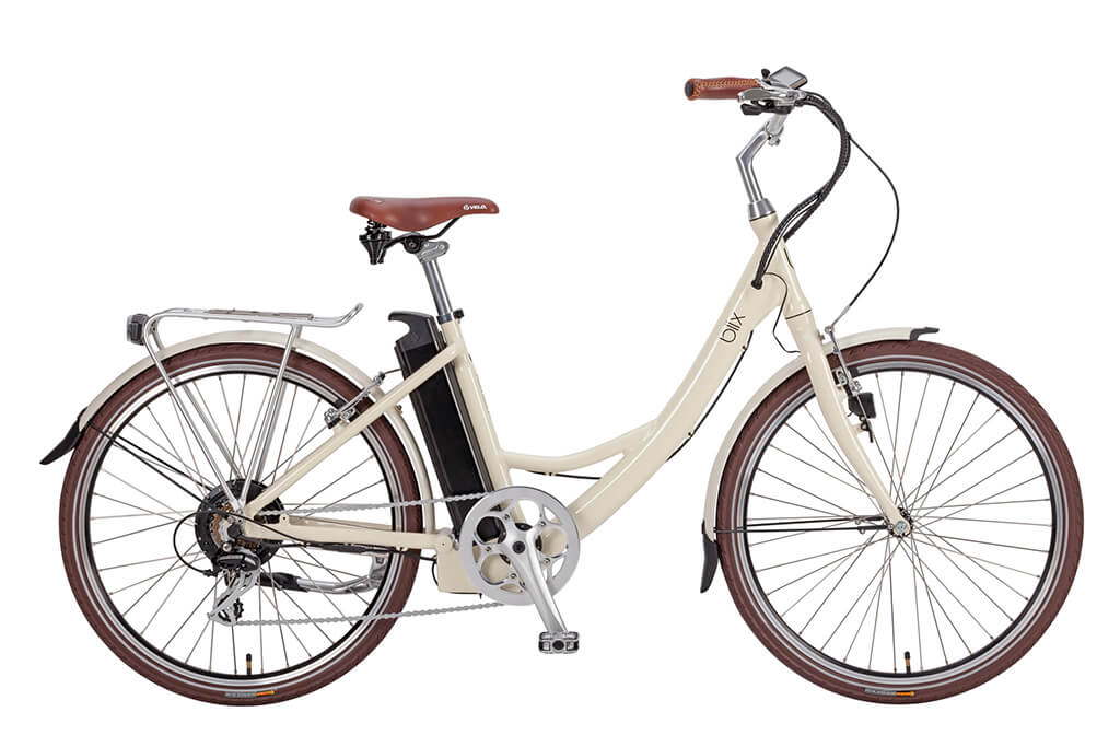 Blix Komfort + Electric City Bike Review