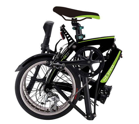 Dahon EEZZ D3 Folding Bike Review